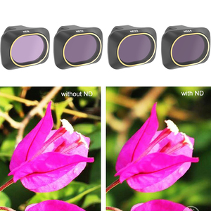 Image 4 - Drone Set Filter UV CPL Polar ND4/ND8/ND16/32 Neutral Density Filters Lens Protector For DJI Mavic Mini Camera Accessories Kit