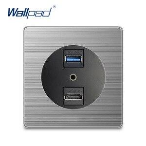 Wallpad 2020 USB HDMI Audio Wa