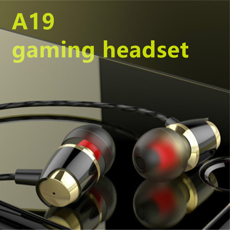 Wired Headphone Earphone For LG K8 K4 K7 K10 G7 G6 G5 G4 G3 G2 G V30s V30 V20 V10 Q8 Q7 Q6 Earphones 3.5mm Jack Headset Earpiece image