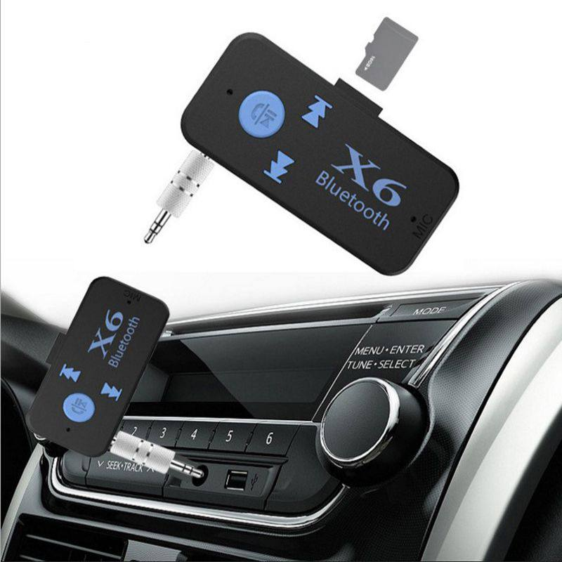 Car Music Audio Bluetooth Receiver Adapte Blutooth Wireless For Aux 3.5 mm Stereo For Car Speaker Reciever Jack Hand Free|Wireless Adapter| |  - title=