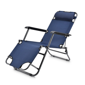 Lounge Chair Folding Chair Multifunctional Lunch Break Office Nap Bed Chair Rest Bed Portable Bed Sleep Chair Home