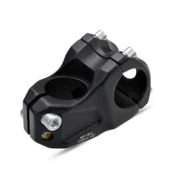 Wspornik rowerowy Heavy-duty krótki trzonek ze stopu aluminium 31 8*28 6*50mm akcesoria rowerowe tanie i dobre opinie CN (pochodzenie) stop aluminium 31 1-32 5mm 26-35mm 28 6MM 31 8mm
