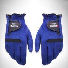 PGM, 1 шт., мужские перчатки для гольфа с правой и левой рукой, пот из абсорбирующей ткани из микрофибры, мягкие дышащие перчатки с защитой от скольжения