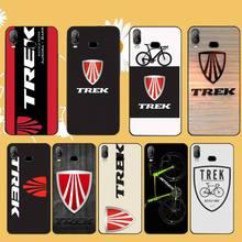 PENGHUWAN Trek Mountain Bikes logo Black Soft Shell Phone Case Capa For Samsung A10 A20 A30 A40 A50 A70 A71 A51 A6 A8 2018