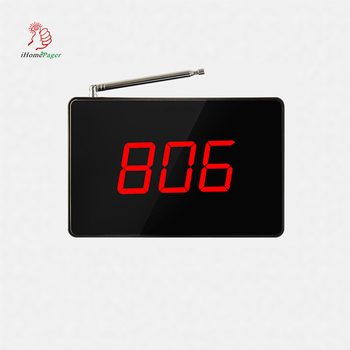 Wireless Calling System,Service Calling System,Calling Number Display for Restaurant Bank Factory Supermarke Hotel фото