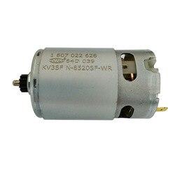 Motor de CC de 12V, 13 dientes, 1607022628 para BOSCH GSR120-LI(3601JF7000), taladro eléctrico, destornillador, piezas de repuesto de mantenimiento