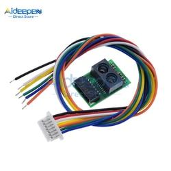 1Pcs GP2Y0E03 4-50CM Distance Sensor Module Infrared Ranging Sensor Module High Precision I2C Output For Arduino