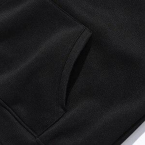 Image 5 - Bluzy damskie KPOP bezpańskie dzieci koncert dzielnica 9 odblokuj ten sam akapit obszerna bluza z kapturem bluza z kapturem płaszcz mężczyźni