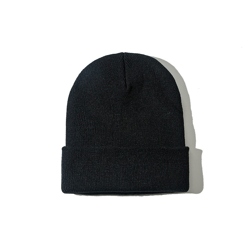 2019 Winter Hats for Woman New Beanies Knitted Fluorescent Hat Girls Autumn Female Beanie Caps Warmer Bonnet Ladies Casual Cap 2