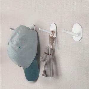 Image 3 - 샤오미 3PCS Mijia 8H 접착제 다기능 후크/벽 걸레 강한 후크 홀더 욕실 침실 부엌 벽 베어링 3kg에 대 한