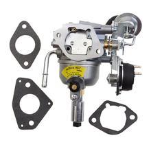 GOOFIT Carburetor for Onan RV Generator 541-0765 W/ 141-0983 Gasket Fits for Marquis HGJ Series H012-C0001 solenoid 307 1356 for 1502 12v for onan generator
