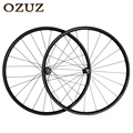 OZUZ A271SB F372SB carbon Wheels 700C Road Bicycle Wheelset 24 V Brake Carbon Fiber Wheelset Clincher3K Matte 700C pair