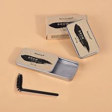 Pencil Cosmetics Professional Eyebrow-Gel Colorless Waterproof TSLM2 Qualitative Pinch