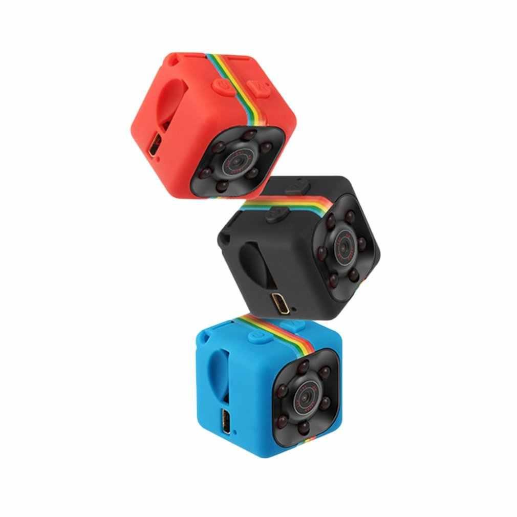 SQ11 Mini cámara 1080P deporte DV Mini Monitor de visión nocturna infrarroja oculta SQ11 pequeñas cámaras DV videocámara Cam