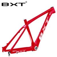 送料無料 26er T800 フルカーボンマウンテンバイクフレーム 14 インチバイク MTB フレーム BB92 自転車フレーム 3 18K 黒ディスクブレーキ子供フレーム