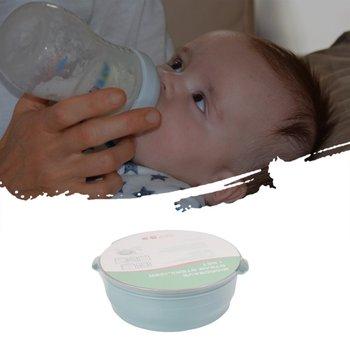 Baby Bottle Sterilizer Microwave Baby Bottle Sterilization Box Steam Sterilizer High Temperature Tableware Toy Sterilizer high temperature sterilizer
