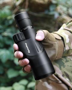 Image 5 - Eyeskey Monocular con Zoom 10 30x50, Prisma Bak4, Monocular potente, impermeable, artículos de caza para acampar con trípode
