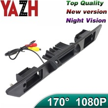 Handle-Camera Reverse Audi A3 Parking-Trunk Back-Up Rear-View Night-Vision for Car A4
