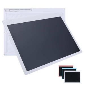 16 Inch LCD Writing Pad Light Energy Electronic Blackboard Color Handwriting Drawing Board Writing Tablet
