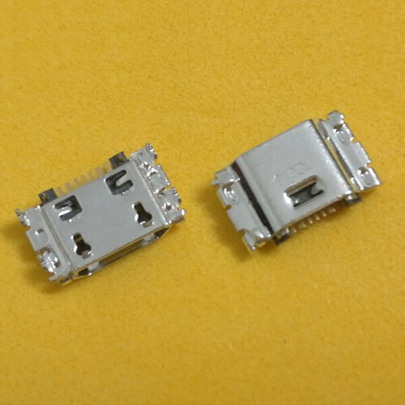 High Quality Charger Port Micro USB Charging Connector Dock <font><b>Flex</b></font> Cable Repair For Samsung J1 J100 J5 J500 J7 <font><b>J700</b></font> J3 2016 J300 image
