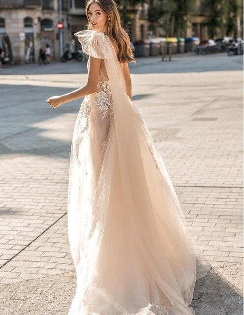 Robe de Mariage Bohème Chic Mila