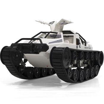 ZT 1/12 2.4G Drift RC Tank Car High Speed Full Proportional Control Vehicle Models
