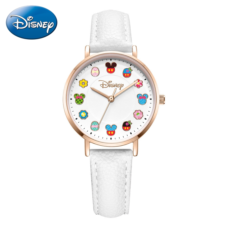 Young Women Leather Strap Watch Ladies Cute Beautiful Fashion Simple Watches Pretty Girl Gift Animal Clock Lovely Friend Toy New