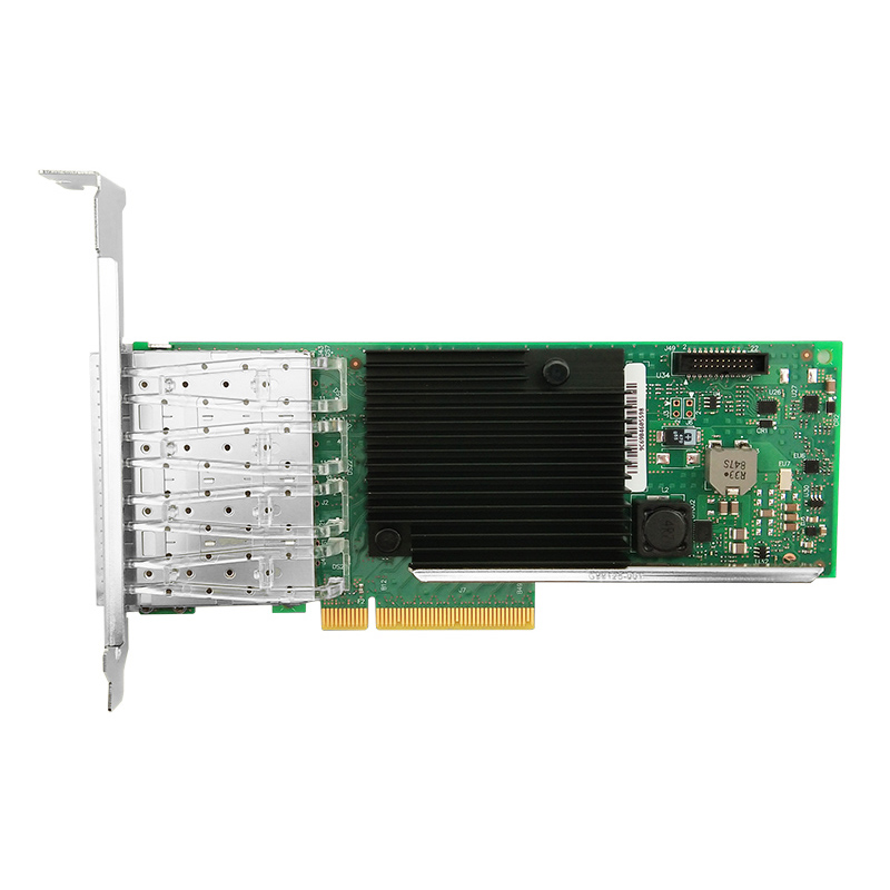 X710-DA4 10G PCIe 3.0 X8 Network Adapter Quad Port SFP+ Intel XL710-BM1