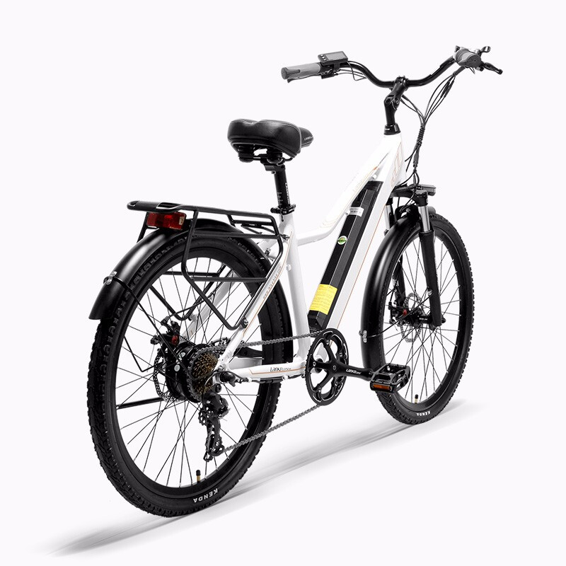 Excellent 26inch Electric mountain bike 36V lithium battery travel electric bicycle lighweight Ebike 1