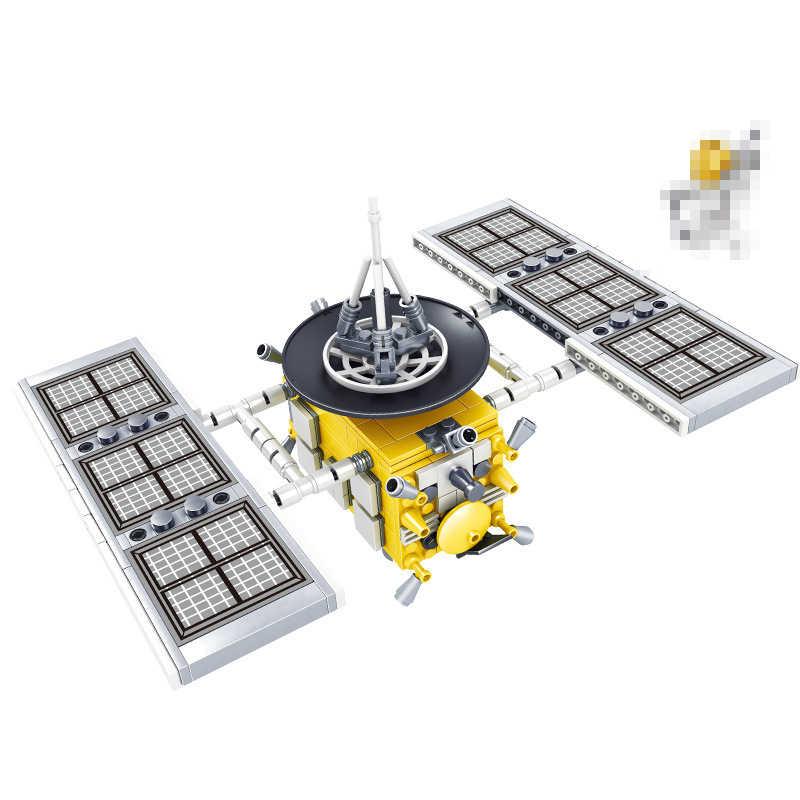 KAZI GUDI Serie di Città Spazioporto Space Shuttle Launch Center Razzo Mattoni Building Block Giocattoli Per Bambini Per I Bambini Legoings Technic