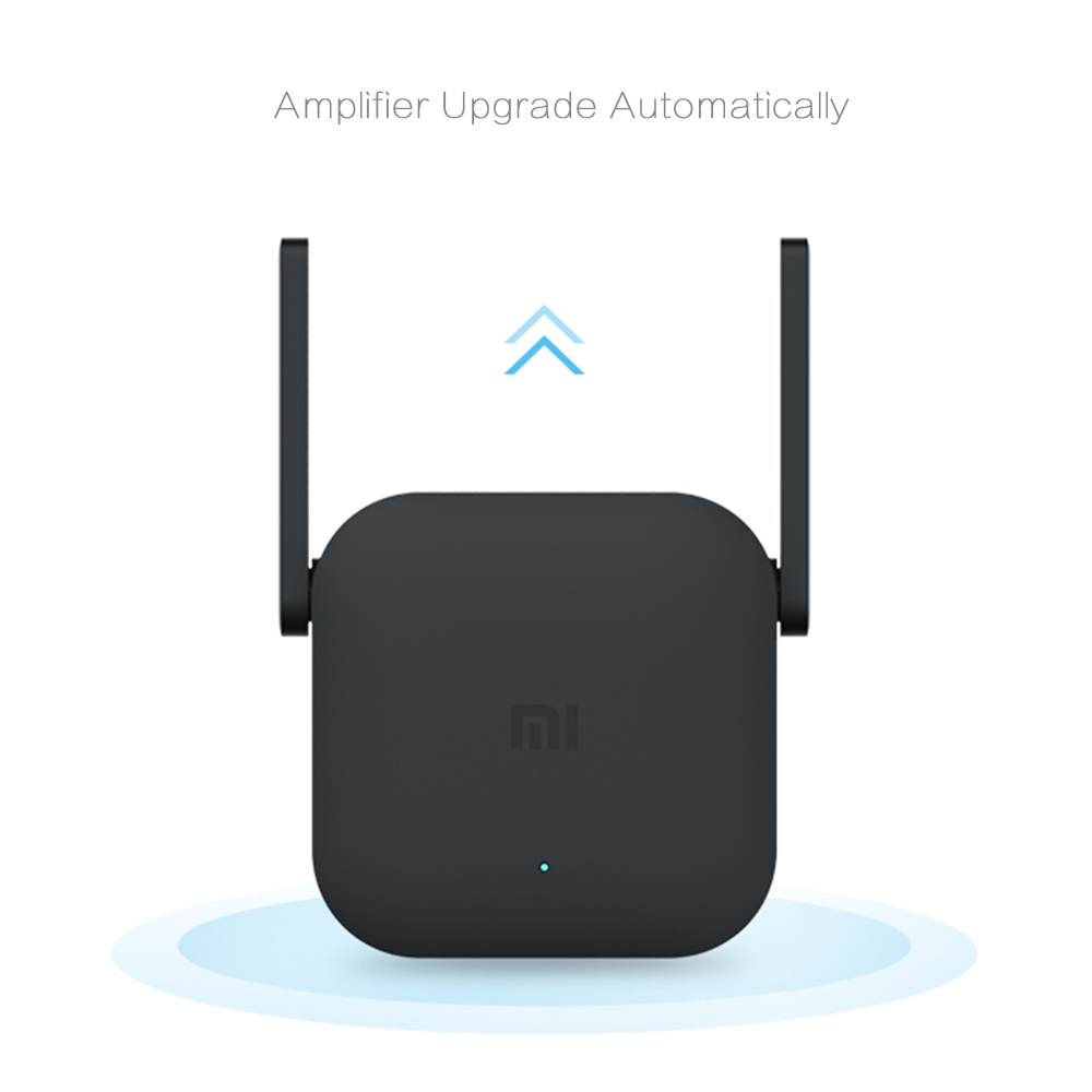 Original Xiaomi WiFi Repeater Pro 300Mbps Mi Amplifier Network Expander Router Extender Roteador 2 Antenna for Router Wi-Fi Home 2