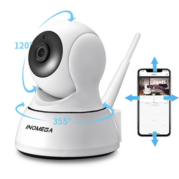 INQMEGA 1080P  IP Camera Wireless Wifi Cam Indoor Home Security Surveillance CCTV Network Camera Night Vision  P2P Remote View