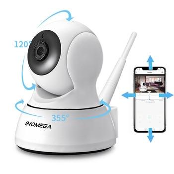 INQMEGA 1080P IP Camera Wireless Wifi Cam Indoor Home Security Surveillance CCTV Network Camera Night Vision P2P Remote View