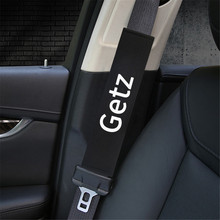 Car Styling Protect Shoulders Pads Case For Hyundai Getz Accessories Car-Styling