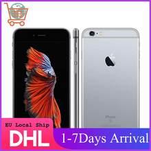 Apple – Smartphone iPhone 6S de 16, 32, 64 ou 4.7 go de ROM, appareil photo de 12 mpx, processeur Dual Core A9, écran de 128 pouces, IOS, livraison rapide locale