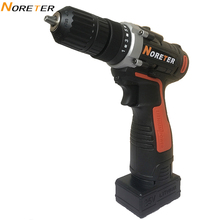 25V Cordless Drill Handheld Electric Screwdriver Home DIY Multifunction Mini Wireless Power Driver DC Lithium-Ion Battery