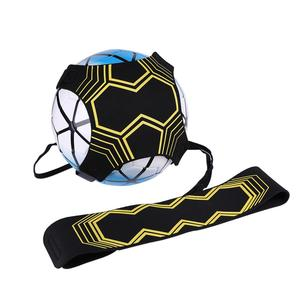 Soccer Football Ball Kick Solo Trainer Juggle Bags Practice Training Equipment Children Auxiliary Circling Waist Belt Trainer