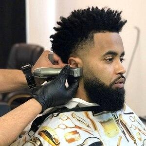 Image 2 - Profissional aparador de cabelo para homens barba trimer elétrico sem fio máquina de corte de cabelo barbeiro loja grooming corte de cabelo conjunto