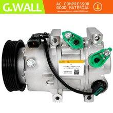 New auto ac compressor for Hyundai Elantra G.W.-10H15C-4PK-125 PV4
