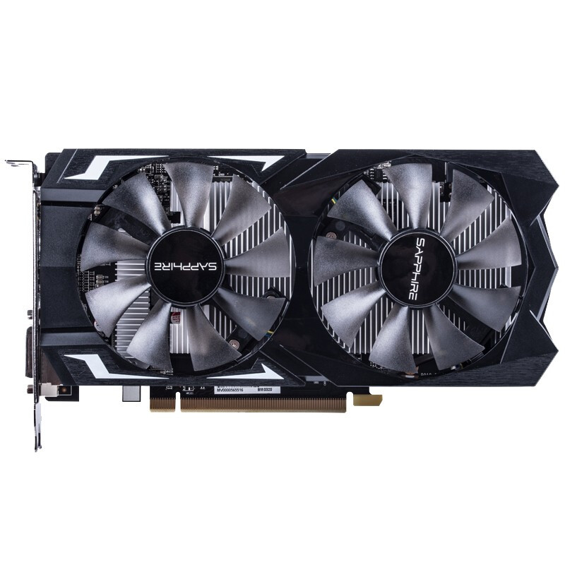 Used,Sapphire Radeon Rx560 4Gb Gddr5 Pci Express 3.0 Directx12 <font><b>Video</b></font> Gaming Graphics Card External Graphics Card For Desktop image