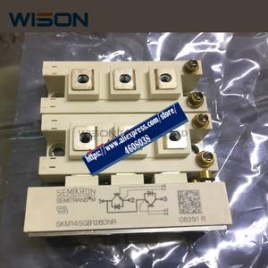Image 4 - SKM195GB126DN SKM100GB125DN SKM145GB128DN SKM145GB128DNR شحن مجاني جديدة ومبتكرة IGBT وحدة