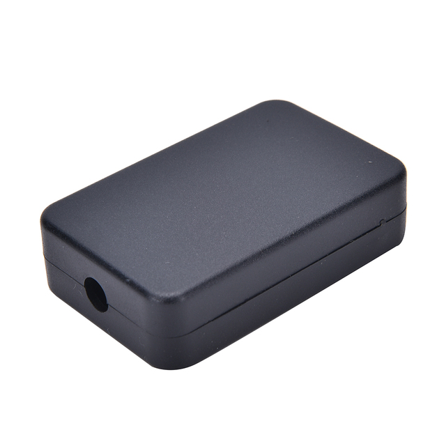 5 Pcs/lot Black White DIY Enclosure Instrument Case Plastic Electronic Project Box Electrical Supplies 2 Colors 55*35*15mm