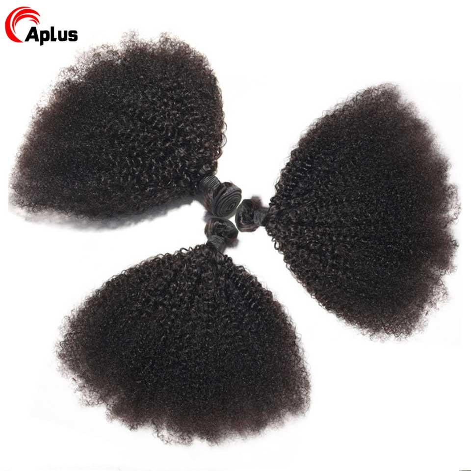 Tissage-en-lot-mongol-naturel-Non-Remy-Black-Cheveux-cr-pus-boucl-s-Afro-Extensions-de (1)