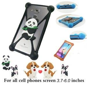 case For Haier W910 DNS S4503Q Orange Rise 51 KENEKSI Ellips NUU Mobile X4 Pantech Vega Iron 2 KENEKSI Storm(China)