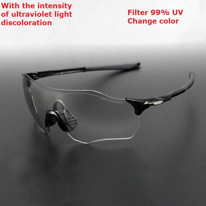 Фотохромный велосипед солнцезащитные очки 2019 Спорт бег езда дорожный велосипед очки UV400 gafas очки MTB велосипедные очки fietsbril