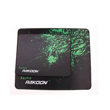 Rackon Extra Large Mouse Pad Gaming Mousepad Anti-slip Natural Rubber Locking Edge Gaming Mouse Pad With Speed Control Version control speed mouse pad mat large 920 293 3 gaming edition locking edge free shipping