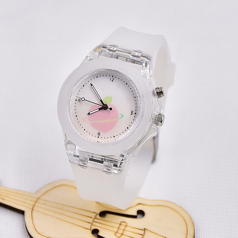 New Creativity Children Watch Kids Luminous Analog Quartz Sports Wristwatches Fashion Cartoon Child Watch Gift For Boy Girl C301