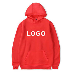Pullover Hoodies Sweatshirt Women Clothing One-Piece Customized-Logo-Printing Personal