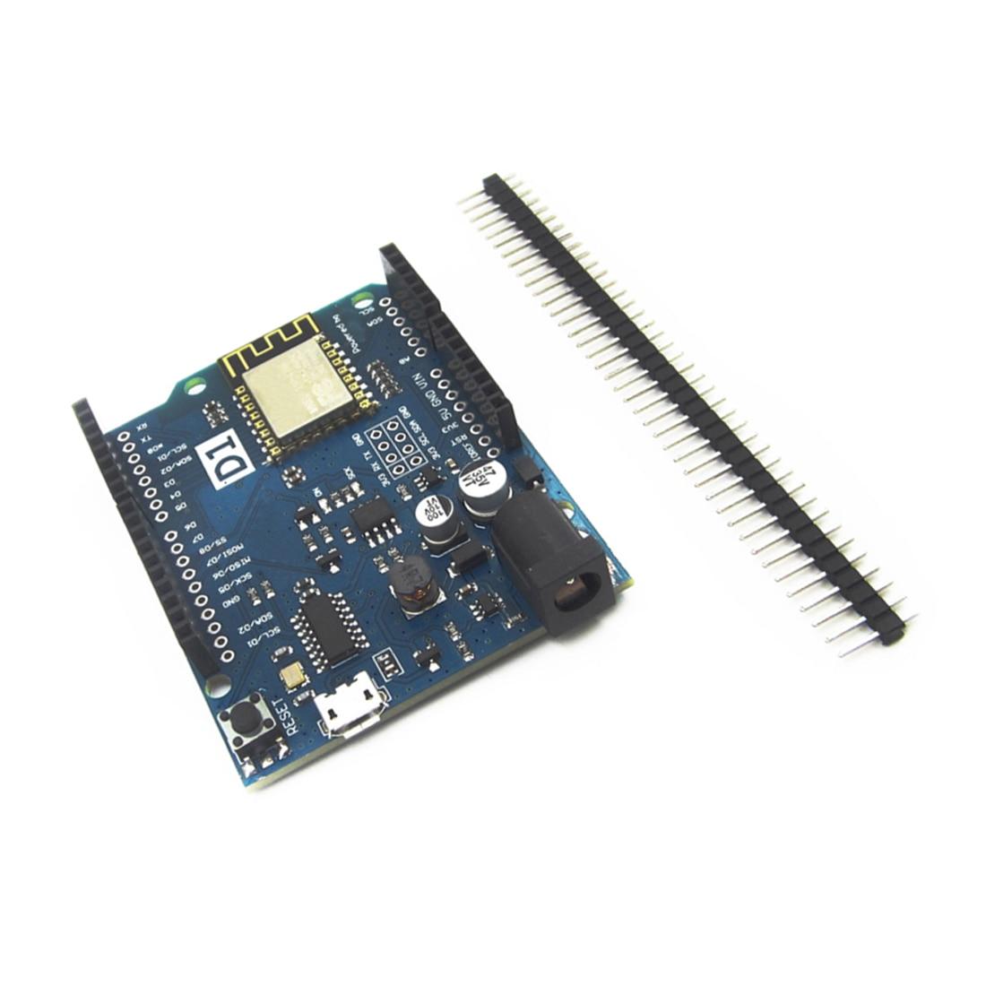 1PCS Wemos D1 R2 V2.1 nodeMCU meets Uno meets ESP8266 WiFi Arduino IDE