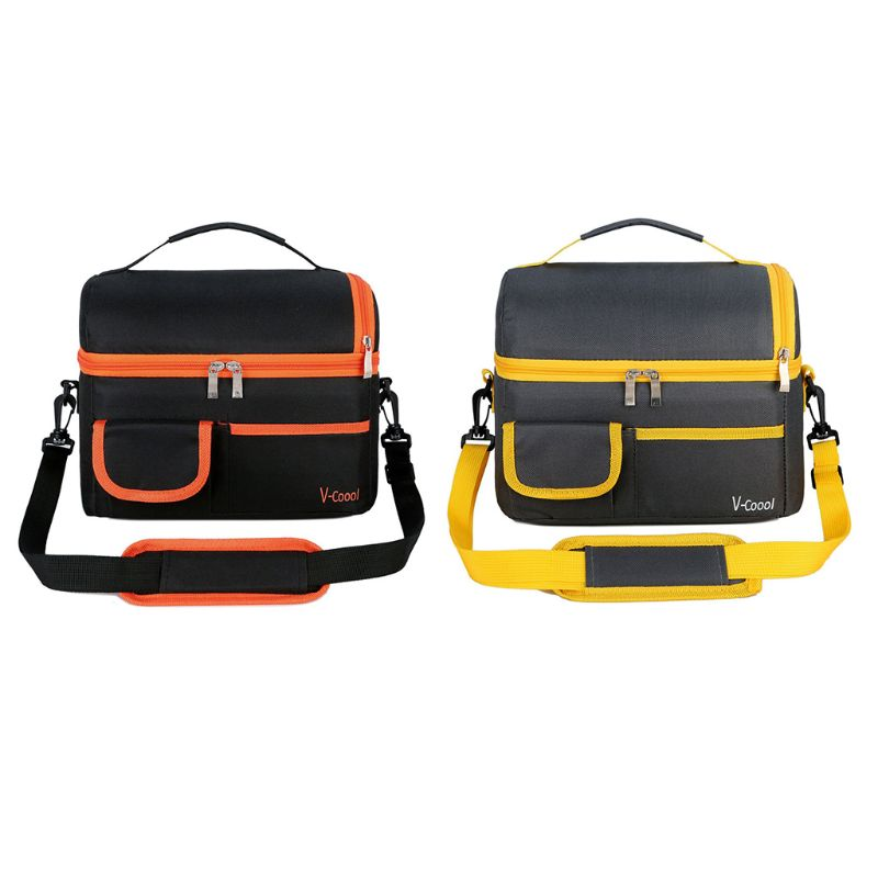 Shoulder Bag Mother And Baby Breast Milk Preservation Insulation Picnic Bags Bag Multifunctional Nappy Bag For Mummy